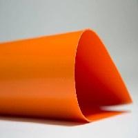 ПВХ ткань Tuplex оранжевая