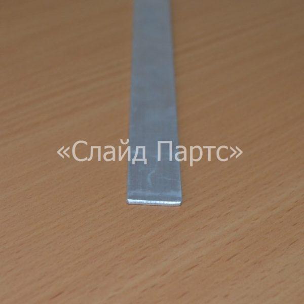 Прижимная пластина для резинового уплотнителя
